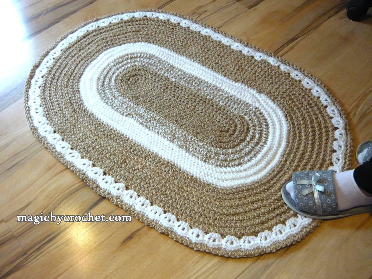oval braided rug braided doormat 2x3 ft rug colors blend rug. Black Bedroom Furniture Sets. Home Design Ideas