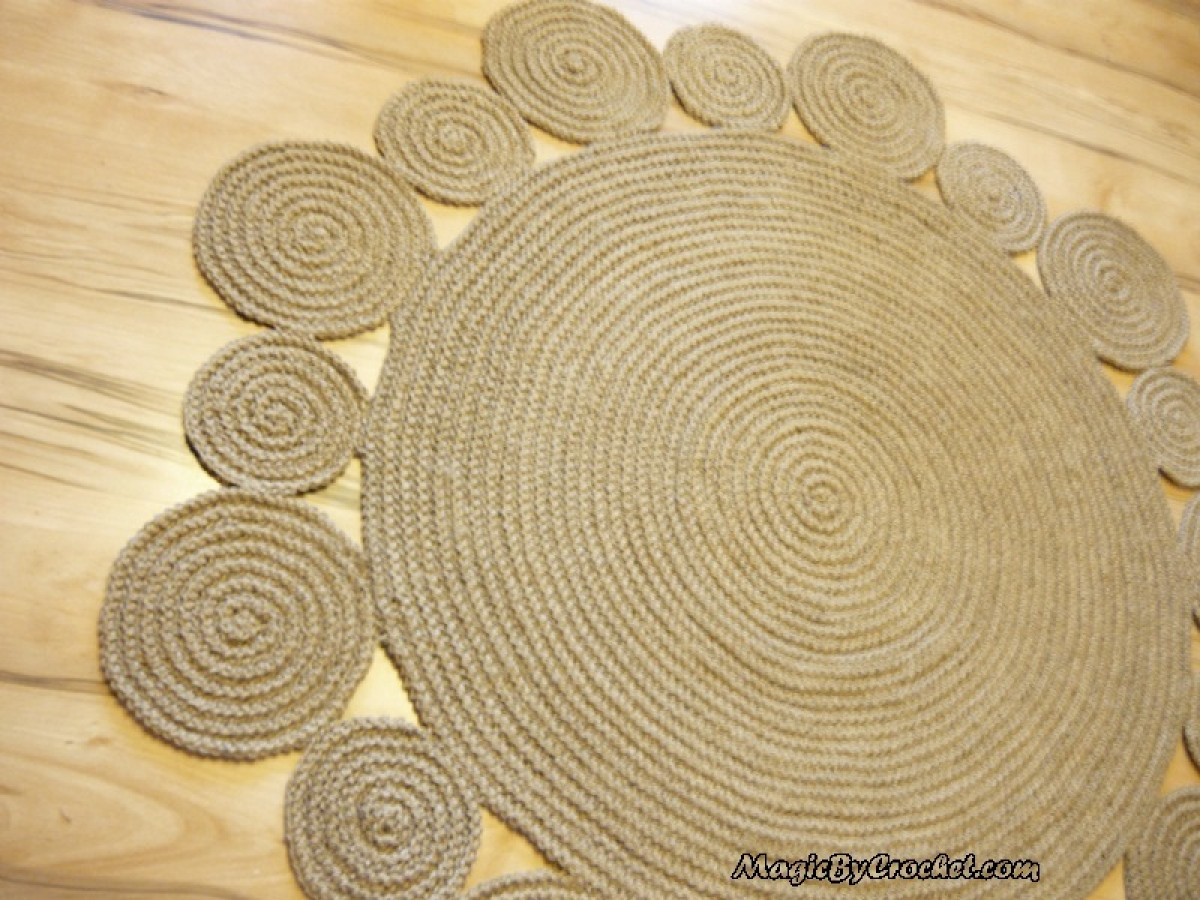 size pad fascinating round rugs rug full area living braided room ft