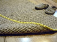 Jute rug,Natural Fiber rug. Rustic rug Kitchen rug, 6 x 4 foot, no.052