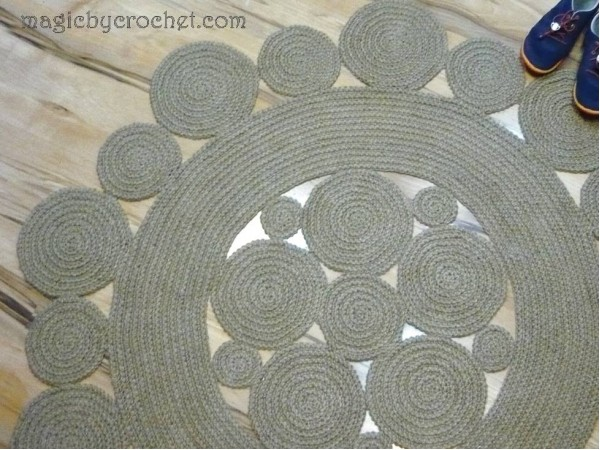 Magicbycrochet Jute Rugs C2c Patterns Cross Stitch