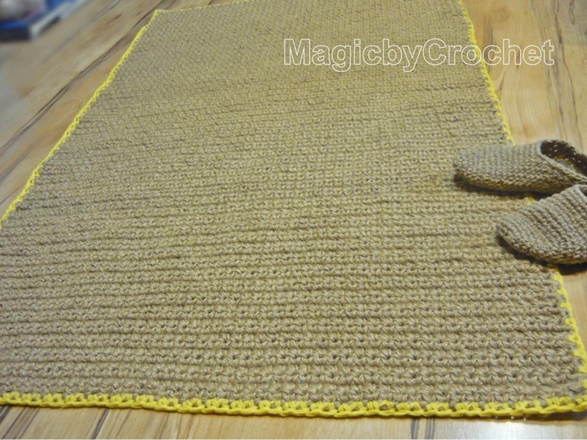Jute rug, Natural Fiber rug, Rustic rug, Kitchen rug, 6x4 ft, no.052
