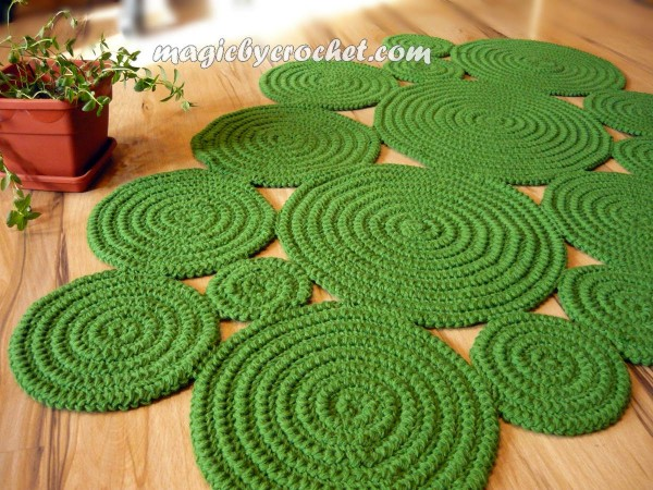 Freeform Rug, Happy Colors, Handmade floor, wall decor Braided Rug, Custom Boho Rug, no.050